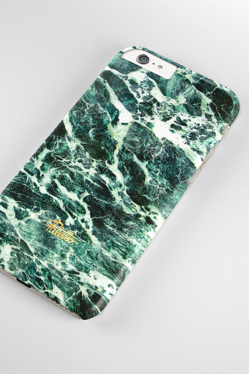 Jade / iPhone Marble Case - Paletto - 4
