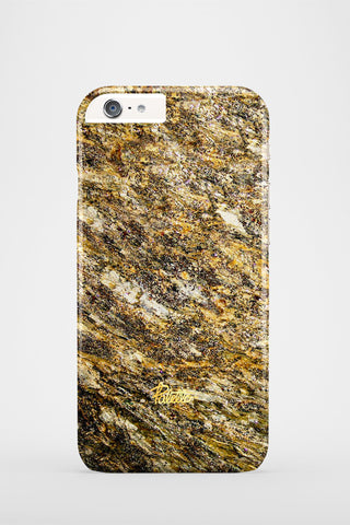 Amber / iPhone Marble Case