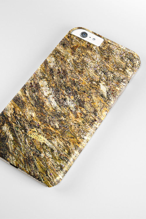 Amber / iPhone Marble Case - Paletto - 4