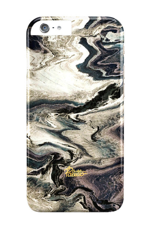 Tobacco / iPhone Marble Case - Paletto - 1