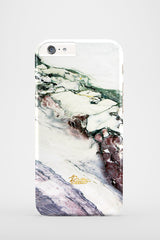 Aubergine / iPhone Marble Case - Paletto - 2