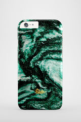 Deep Forest / iPhone Marble Case - Paletto - 2