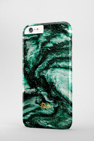 Deep Forest / iPhone Marble Case