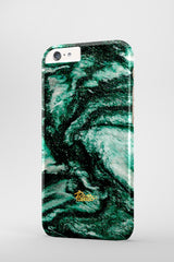 Deep Forest / iPhone Marble Case - Paletto - 3