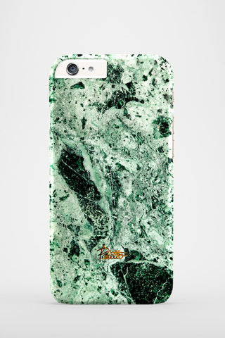 Pistachio / iPhone Marble Case