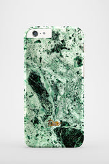 Pistachio / iPhone Marble Case - Paletto - 2