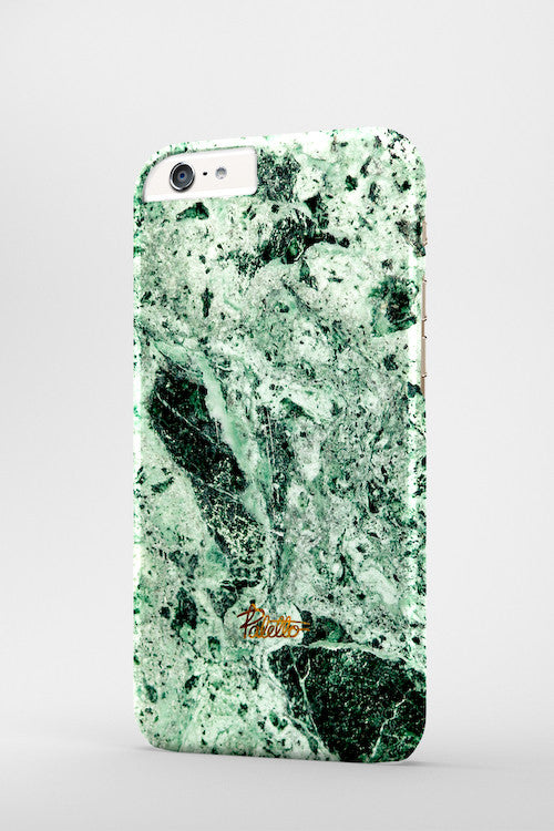 Pistachio / iPhone Marble Case - Paletto - 3