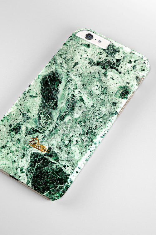 Pistachio / iPhone Marble Case - Paletto - 4