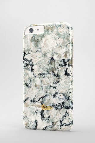 Pewter / iPhone Marble Case