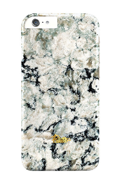 Pewter / iPhone Marble Case - Paletto - 1