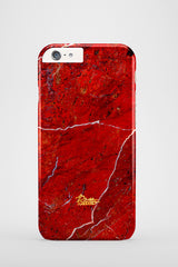 Crimson / iPhone Marble Case - Paletto - 2