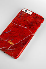 Crimson / iPhone Marble Case - Paletto - 4
