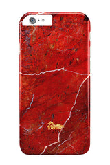 Crimson / iPhone Marble Case - Paletto - 1