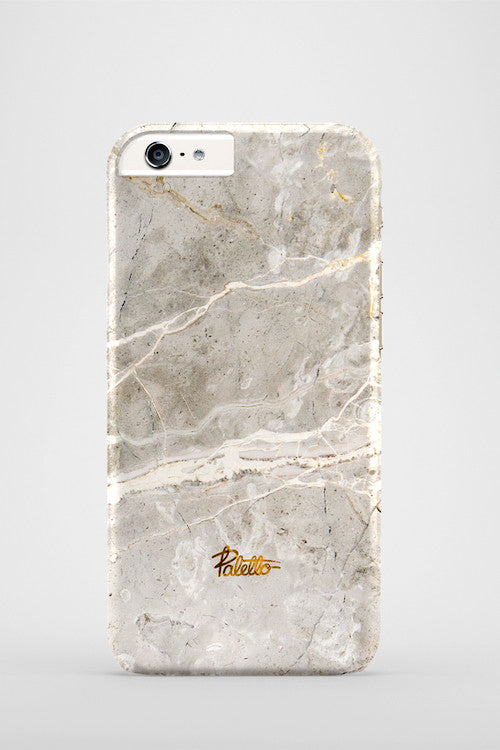 Ash / iPhone Marble Case - Paletto - 2