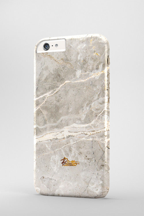 Ash / iPhone Marble Case - Paletto - 3