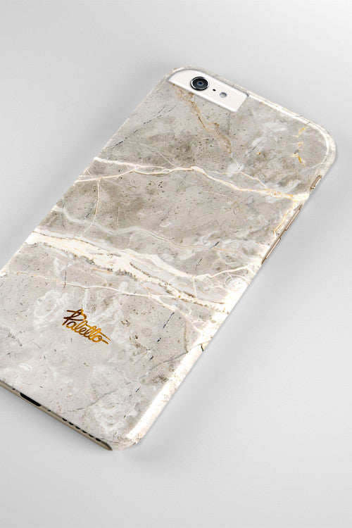 Ash / iPhone Marble Case - Paletto - 4