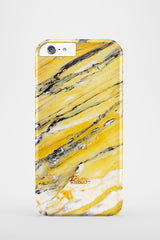 Goldenrod / iPhone Marble Case - Paletto - 2