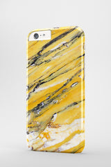 Goldenrod / iPhone Marble Case - Paletto - 3