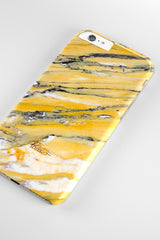 Goldenrod / iPhone Marble Case - Paletto - 4