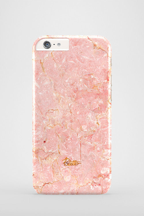 Bubblegum / iPhone Marble Case - Paletto - 2