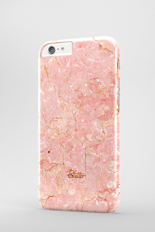 Bubblegum / iPhone Marble Case - Paletto - 3