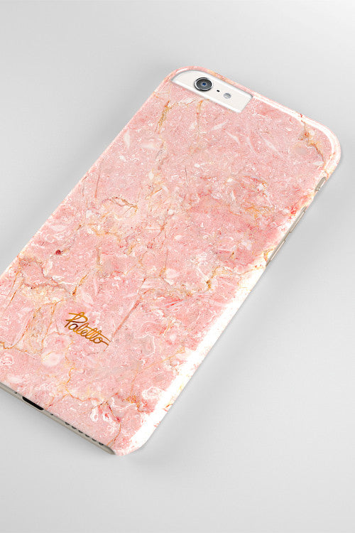 Bubblegum / iPhone Marble Case - Paletto - 4
