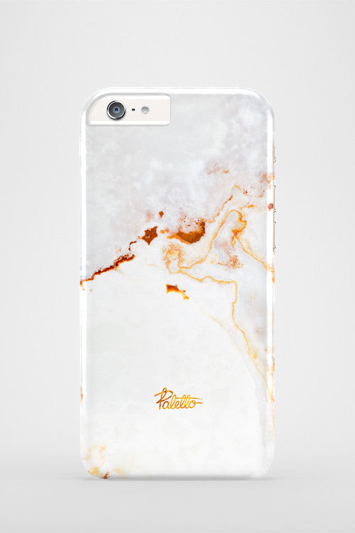 Alabaster / iPhone Marble Case - Paletto - 2