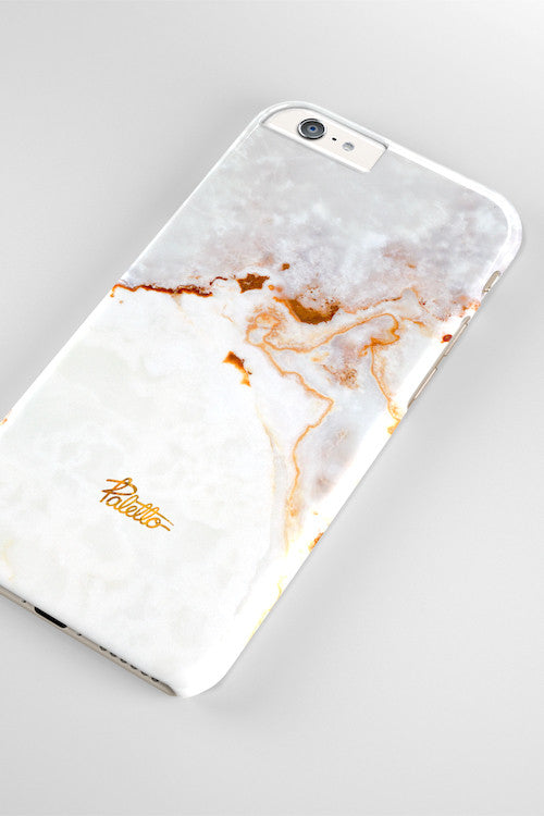Alabaster / iPhone Marble Case - Paletto - 4