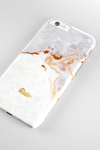 Alabaster / iPhone Marble Case