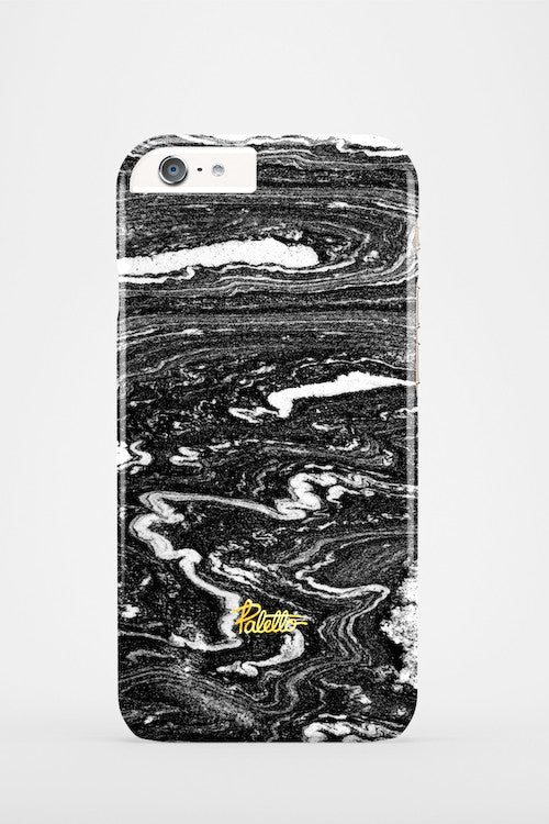 Smoke / iPhone Marble Case - Paletto - 2
