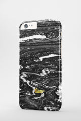 Smoke / iPhone Marble Case - Paletto - 3