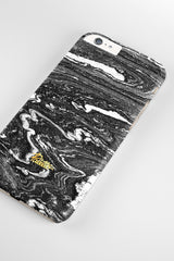 Smoke / iPhone Marble Case - Paletto - 4