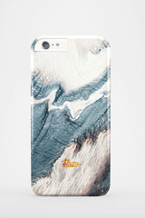 Winter / iPhone Marble Case - Paletto - 2