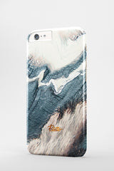 Winter / iPhone Marble Case - Paletto - 3