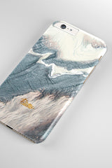 Winter / iPhone Marble Case - Paletto - 4
