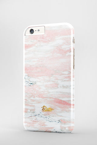 Cotton Candy / iPhone Marble Case