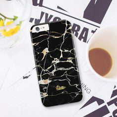 Glamorous / iPhone Marble Case - Paletto - 5