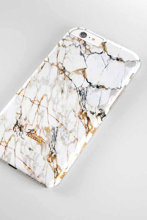 Paris / iPhone Marble Case - Paletto - 4