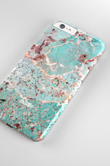 Tropical / iPhone Marble Case - Paletto - 4