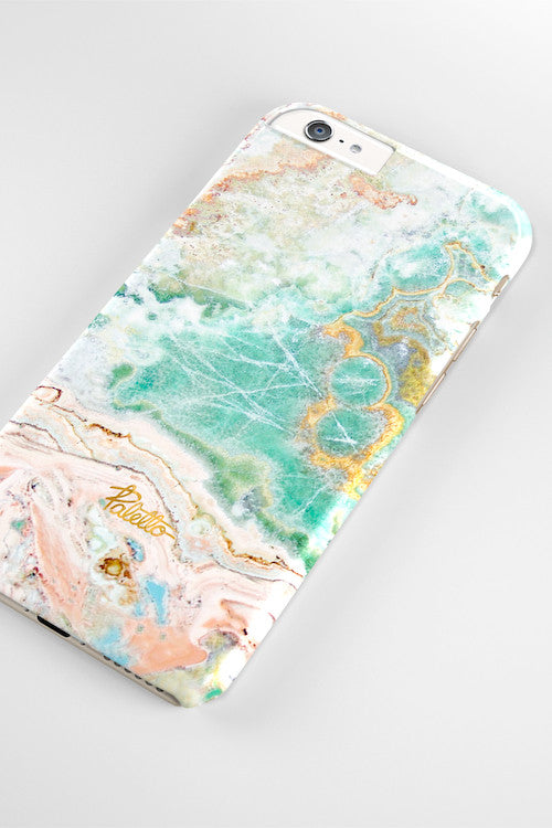 Candy / iPhone Marble Case - Paletto - 4