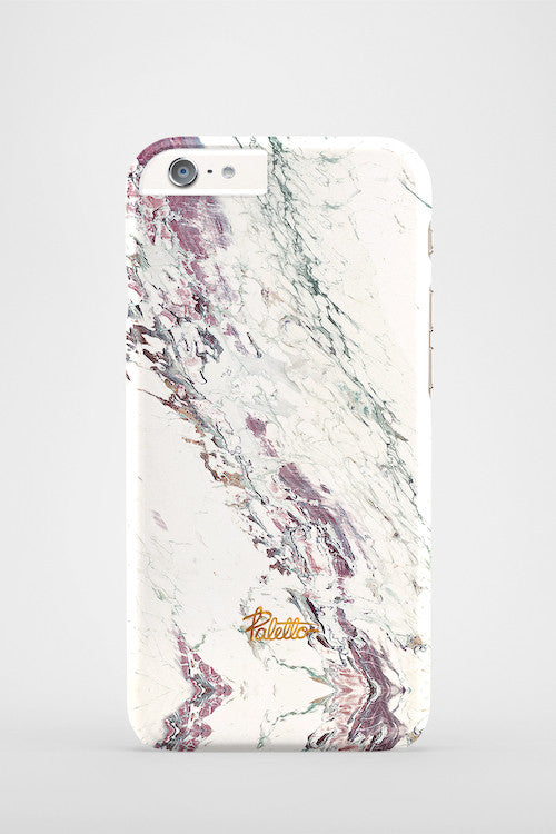 Thistle / iPhone Marble Case - Paletto - 2