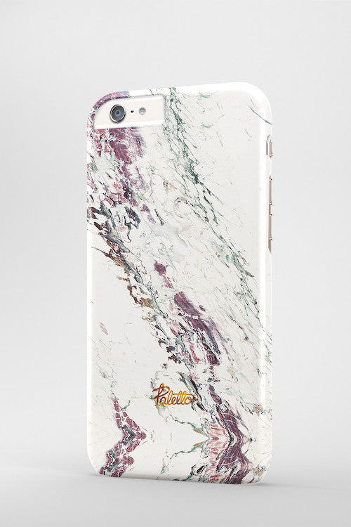 Thistle / iPhone Marble Case - Paletto - 3