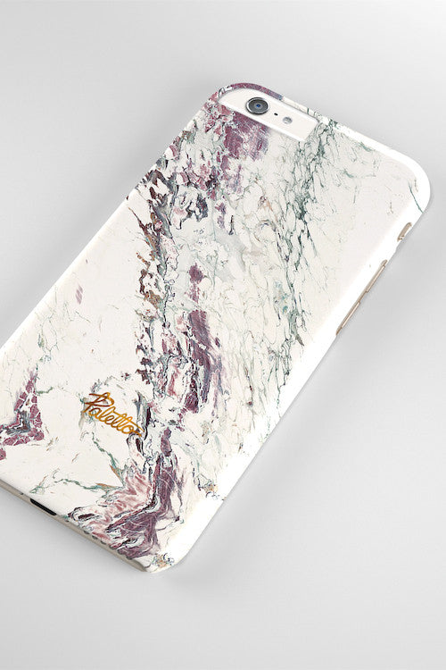 Thistle / iPhone Marble Case - Paletto - 4