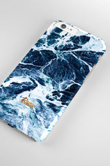 Surf / iPhone Marble Case - Paletto - 4
