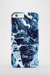Glacial / iPhone Marble Case - Paletto - 2