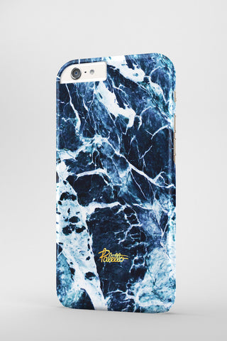 Glacial / iPhone Marble Case