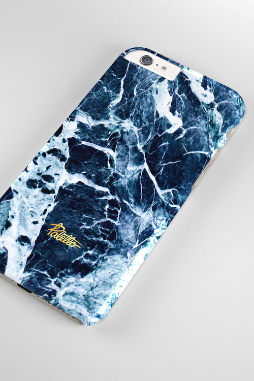 Glacial / iPhone Marble Case - Paletto - 4