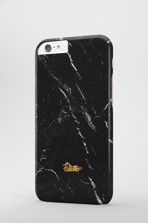 Anthracite / iPhone Marble Case - Paletto - 3