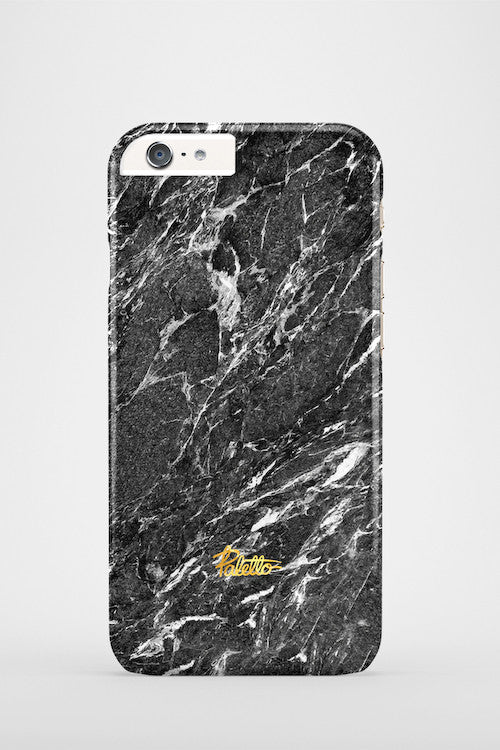 Graphite / iPhone Marble Case - Paletto - 2