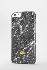 Graphite / iPhone Marble Case - Paletto - 3